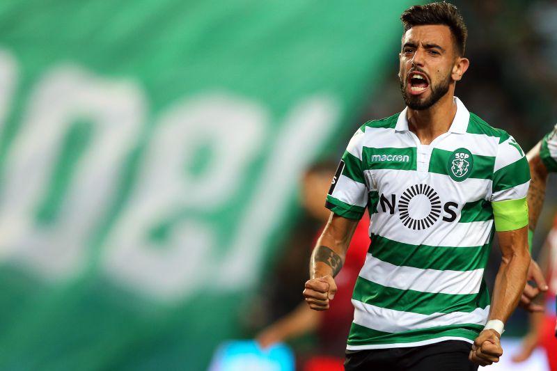 Sporting Dá Goleada Das Antigas (8-1) E Bruno Fernandes