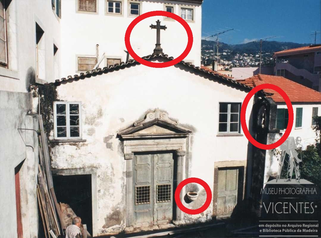 """Veja em 19 fotos a """"dor de alma"""" que é a Capela de Nossa Senhora da Saúde... ou o que resta dela!"""